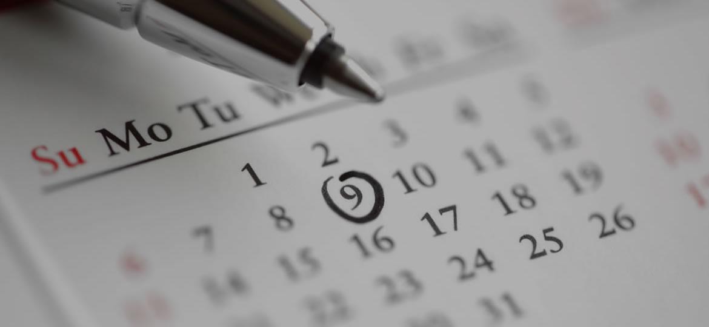 Clinni: Calendario de citas de Clinni