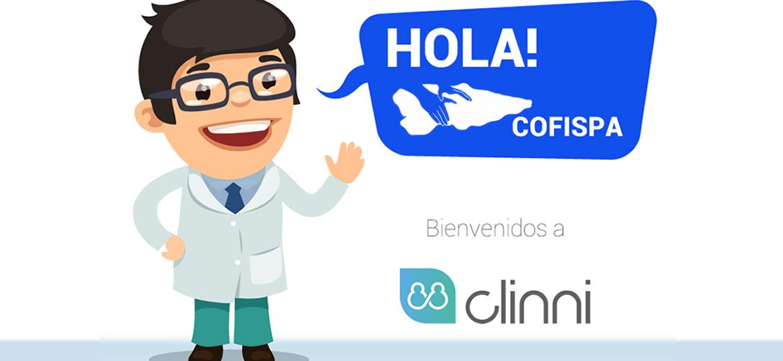 Clinni - Convenio de Colaboración con el Colegio Profesional de Fisioterapeutas del Principado de Asturias
