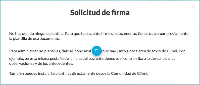 Clinni - Funcionamiento de la App de Clinni firmas