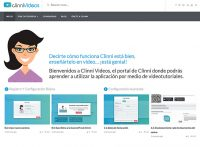 Clinni - Nuevo portal de Videotutoriales