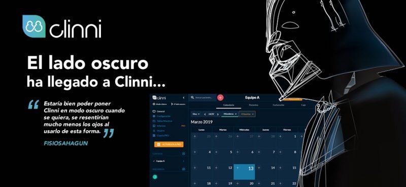 Clinni - El lado oscuro - Nueva Actualización